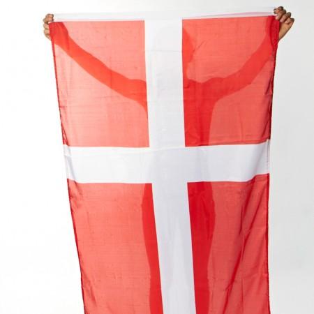 Danmark flagga