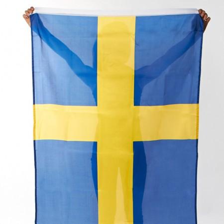 Sverige flagga
