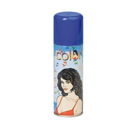 Hårfärgspray Color - Blå 125ml.
